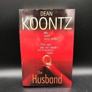 🌻3/$25🌻Dean Koontz thriller book